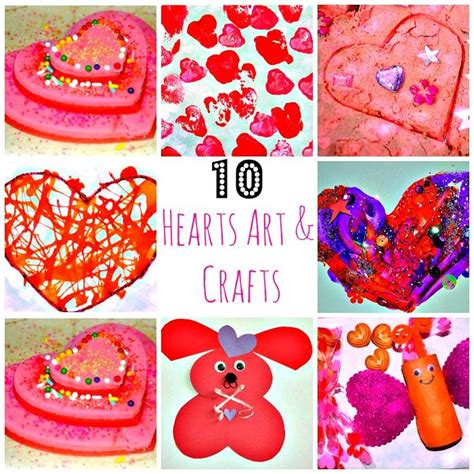 arts and crafts ideas for valentines day preschool valentines day friendship quotes quotesgram