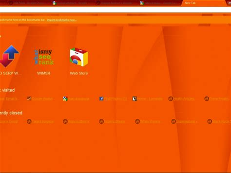 Chrome Theme Color | brighten your browser with solid color google chrome