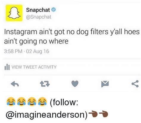 funny dog snapchat filter memes    sizzle