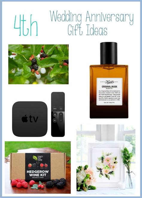25 best ideas about 4th wedding anniversary gift on 4th anniversary gifts 4th