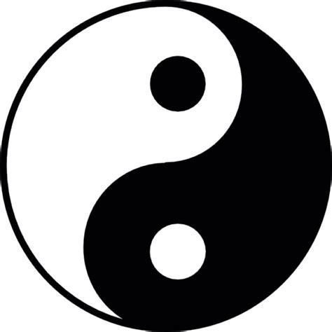 imagenes de yin yang en 3d yin yang ios 7 s 237 mbolo descargar iconos gratis