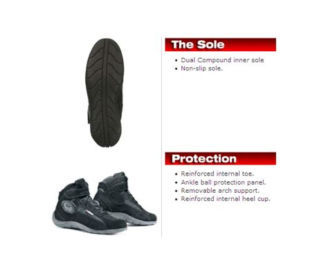 Sepatu Touring Sidi Doha Black sidi doha boots black solomotoparts