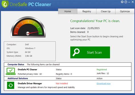 ccleaner legit onesafe pc cleaner download