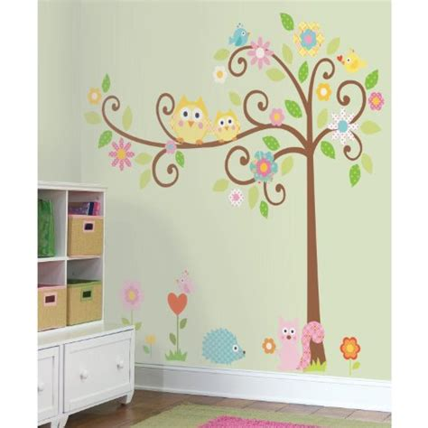 peel and stick wall decor peel and stick nursery room wall decor