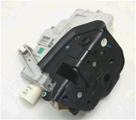 G Shock At Ar Anti Air Blue rh rear door latch lock 05 08 audi a4 s4 rs4 right side