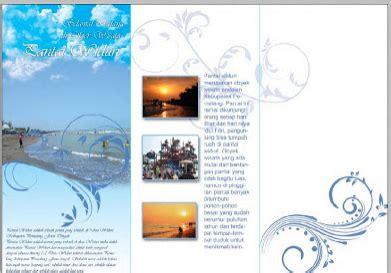 cara membuat flyer yang menarik cara membuat brosur dengan photoshop yang keren unik