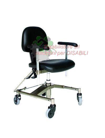 sedie per disabili sedia ergonomica da lavoro mag4 ausili per disabili e