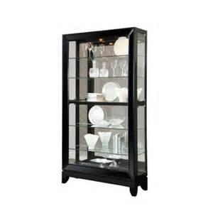 Curio Cabinet Wayfair Pulaski Curio Cabinet Reviews Wayfair