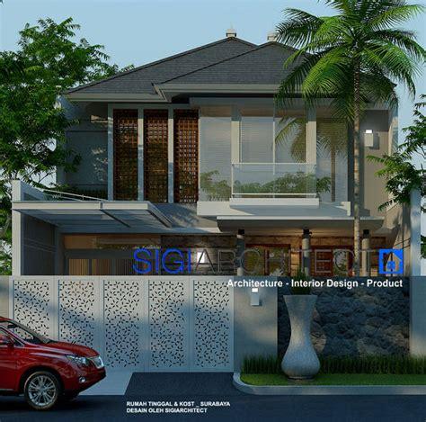 desain atap rumah tumbuh desain rumah tumbuh rumah minimalis tropis 2 lantai