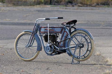 Motorradhersteller A Z by Harley 7d Twin Von 1911 Versteigert Motorrad News