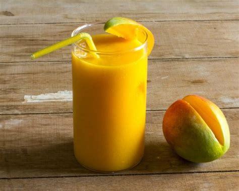 cara membuat jus mangga smooties segar traveling dan resep jus mangga segar sehat dan kekinian resep hari ini