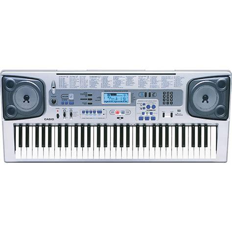 Keyboard Casio 5 Oktaf casio ctk593 61 key portable keyboard musician s friend
