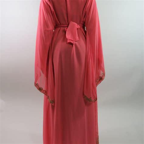 Kaftan Viscose Baby Pink amani s baby pink sleeve occasion kaftan maxi dress