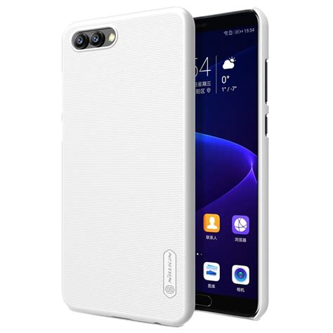 Nillkin Frosted Shield Se For Huawei Huawei Honor 5x Hitam Nillkin Frosted Shield Huawei Honor View 10 Cover Hvid