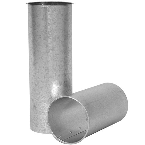 Fireplace Thimble by Pipe Elbows Imperial