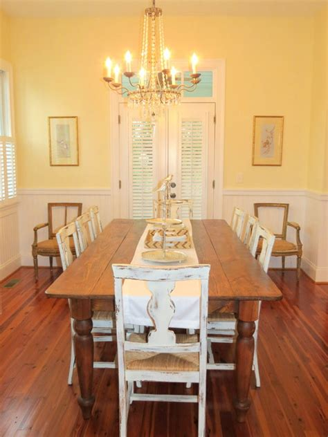 french country dining room  antique chairs dining