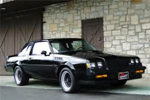 1980s Buick Grand National The Buick Gnx The Greatest American Car Of The 1980s