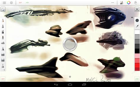 sketchbook pro tablet apk the 5 best android apps for drawing and sketching