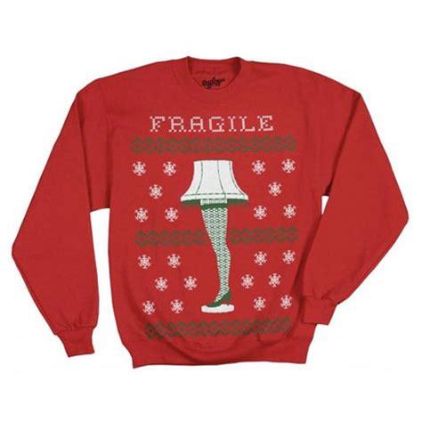 Sweater Bulb L a story fragile leg l sweatshirt