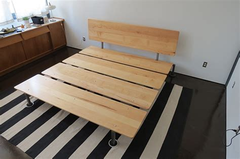 Diy King Platform Bed 15 Diy Platform Beds That Are Easy To Build Home And Gardening Ideas