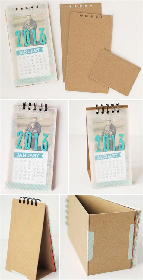how to make a calendar stand celebrate december with valerie o neall s studio