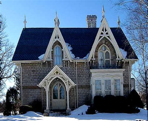 gothic revival homes gothic revival
