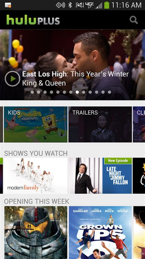 hulu android apps  google play