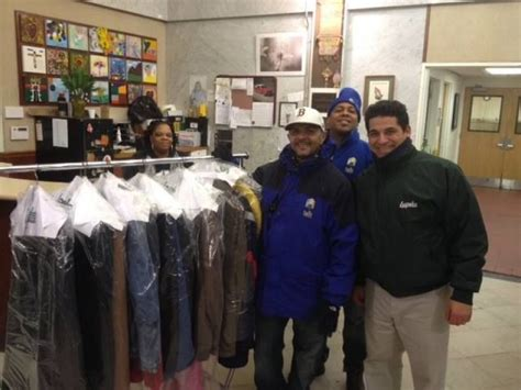 st francis house boston lapels dry cleaning of boston seaport holds coat drive to benefit st francis house