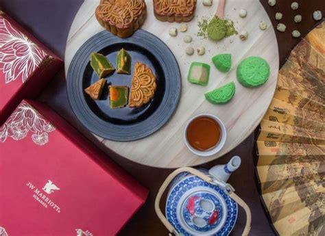 Paket Mooncake 2 mooncake festival kisah tradisi dan lezatnya kue bulandi jw marriott hotel surabayacitymagz