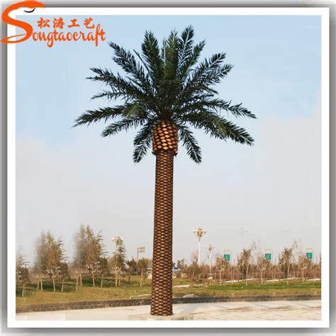Decorative Palm Trees by Decorative Metal Palm Trees Artificial Outdoor Palm Trees