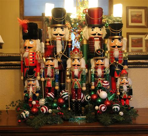 decorative nutcrackers for christmas southern seazons nuts about nutcrackers