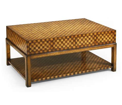 Checkerboard Coffee Table Checkerboard Coffee Table