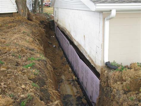 basement waterproofing new construction basement waterproofing basement waterproofing new