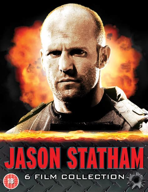 film jason statham keren the jason statham 6 film collection dvd fr zavvi