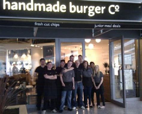 Handmade Burger Co Hull - handmade burger co kingston upon hull restaurant