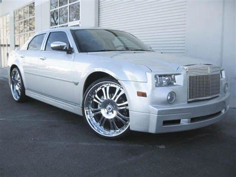 Rolls Royce Kit For Chrysler 300 Cj96riderpimp 2006 Chrysler 300 Specs Photos