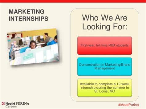 Purina Mba Internship by Nestl 233 Purina Marketing Internship 2015