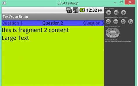 layoutinflater inflate method java how to communicator between two fragment using