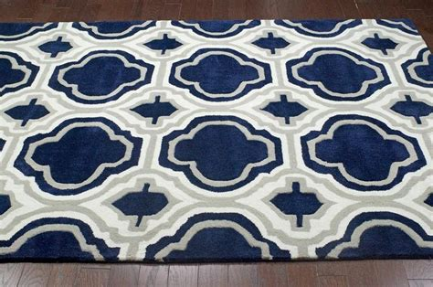 navy blue area rugs contemporary rugs usa keno trellis acr199 navy rug contemporary rugs modern blue home decor interior