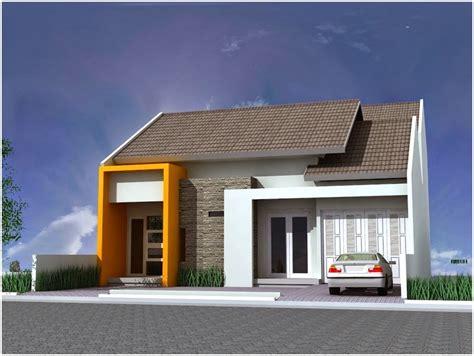 desain tak depan rumah idaman 65 model desain rumah minimalis 1 lantai idaman dekor rumah