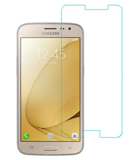 Tempered Glass Samsung Galaxy J2 Protection Screen Guard Anti samsung galaxy j2 pro tempered glass screen guard by