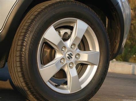 Suzuki Wheels Suzuki Sx4 Picture 63 Of 66 Wheels Rims My 2010