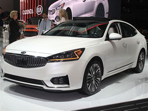 How Much Is A Kia Cadenza Must See Luxury Cars And Sedans At The 2016 La Auto Show