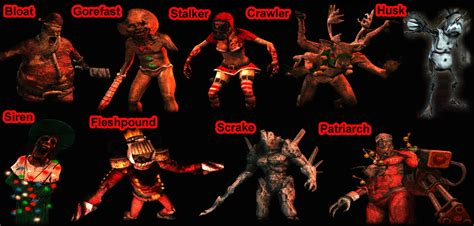 image gallery killing floor enemies