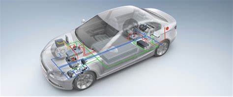 Electric Car Range Extender Systems For Electric Vehicles With Range Extender