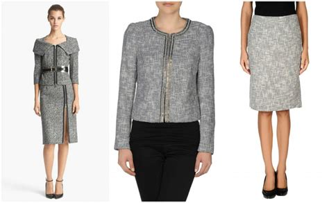 michael kors make racial statement the first lady michelle obama wears grey michael kors suit