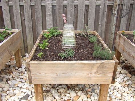 raised garden beds on legs raised garden bed on legs