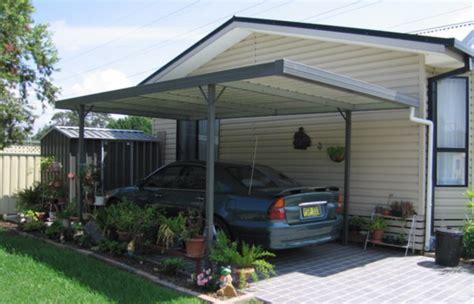 desain carport rumah minimalis