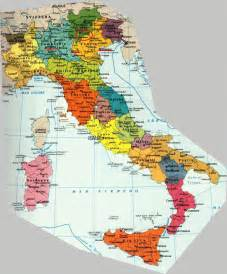 Detailed Map Of Italy by Open Source Free Software Gis Grass Users Conference