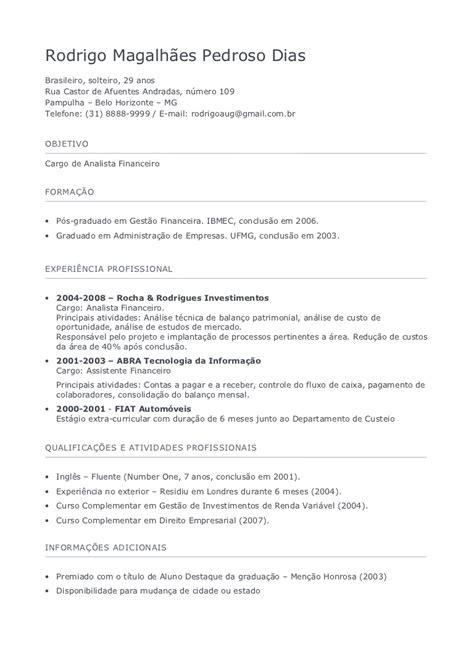 Modelo Curriculum Vitae España 2014 Modelos De Curr 237 Culo 2014 Modelos Prontos